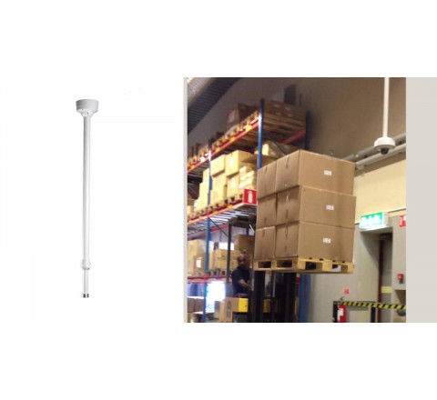 AXIS T91B50 TELESCOPIC CEIL MNT