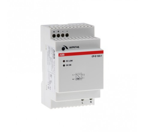 POWER SUPPLY DIN CP-D 12/2.1 25W