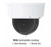 AXIS TQ3801 HYDROPHILIC CLEAR DOME