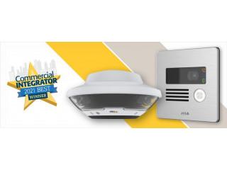 Видеодомофон и сетевая камера Axis были отмечены премией Commercial Integrator 2021 BEST