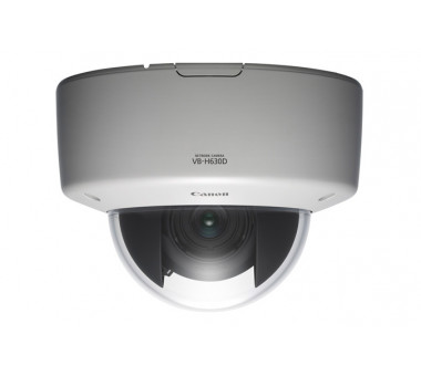 CANON NETWORK CAMERA VB-H630D