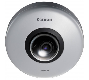 CANON NETWORK CAMERA VB-S31D MkII
