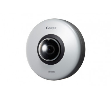 CANON NETWORK CAMERA VB-S800D MkII