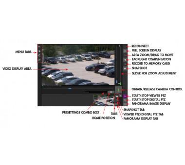 CANON PENDANT CAP PC30VE-VB