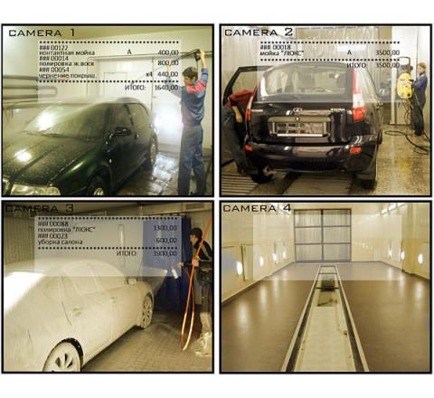 Обслуживание систем контроля доступа (СКУД) для автомойки