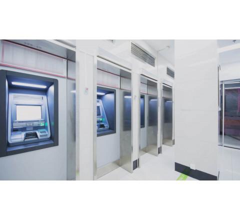 Монтаж систем контроля доступа (СКУД) для банка