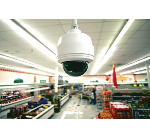 Монтаж систем контроля доступа (СКУД) для магазина