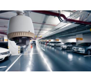 Cистема контроля доступа (СКУД) для парковки