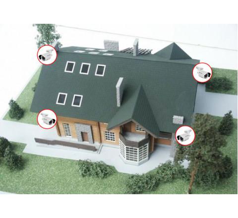 Проектирование систем контроля доступа (СКУД) для загородного дома
