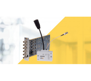 AXIS T8648 PoE+ COAX BLADE COMP KIT