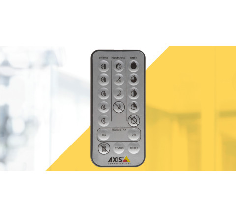 AXIS T90B REMOTE CONTROL