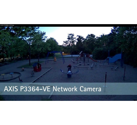 AXIS P3364-LV 6MM