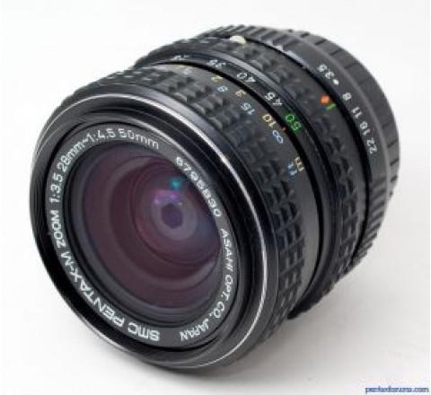 Pentax Varifocal Lens 5-50mm